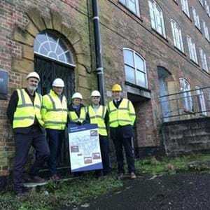 Area west Chard regeneration project